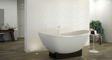 BLANCO BRILLO 33X100 BENADRESA