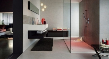 minimal bathrooms chania terzis